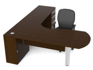 New Fashion Design Office Furniture Executive Modern Director Computer Table Furniture pictures & photos