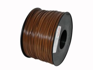 ABS 1.75mm Wood 3D Printing Filament pictures & photos