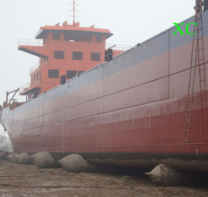 Heavy Ship Launching Used Marine Airbags pictures & photos