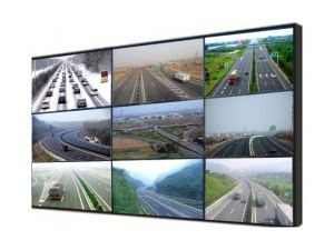 LCD Video Wall Screen with 3.5mm Ultra Narrow Bezel pictures & photos
