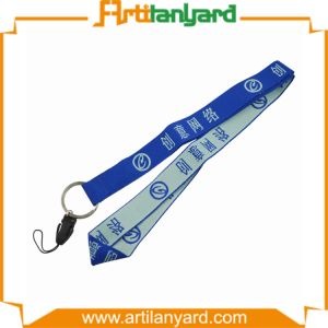 Customized Fashion Sublimation Woven Lanyard pictures & photos