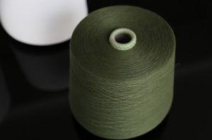 Polyester Spun Yarn pictures & photos