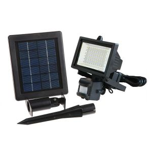 High Quality Powerful Solar LED Flood Lights Outdoor CE&RoHS pictures & photos