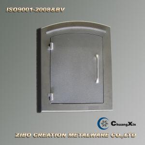 Aluminum Die Casting Mailbox Door pictures & photos