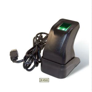 Fingerprint Reader with USB (ZK4500) pictures & photos