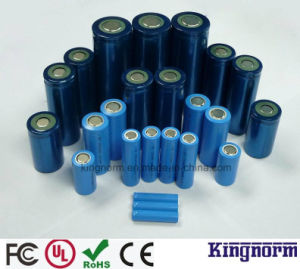 18650 3.7V 2600mAh Lithium Ion Battery Cell pictures & photos