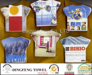 100% Cotton Compressed Printed Promotiional T-Shirt pictures & photos