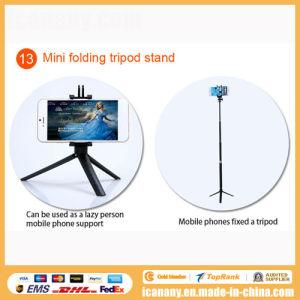 Wireless Bluetooth Selfie Stick, Aluminum Alloy Selfie Monopod for Smartphone pictures & photos