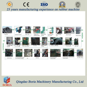 Advanced Used Tyre Retreading Equipment for Sale pictures & photos