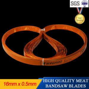 High Performance Meat Cutting Bandsaw Blades pictures & photos