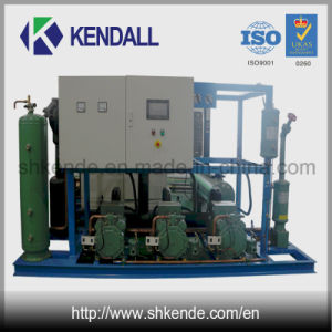 Low Temperature Refrigeration Compressor Unit for Cold Warehouse Storage