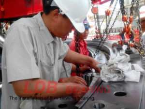 Slewing Bearing Swing Circle for Bucket Wheel Excavator Bagger 260 pictures & photos