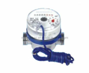 Single Jet Dry Type Water Meter with Pulse (length 80mm) pictures & photos