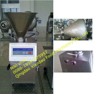 Pnenumatic Sausage Filling Machine with Twister/Sausage Filler pictures & photos