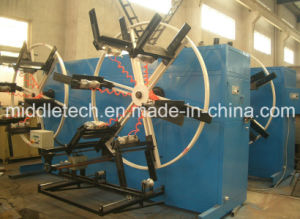 HDPE/PPR/PVC Big Diameter Plastic Pipe Winder Mt20-110 pictures & photos