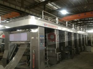 Rotogravure Printing Press at Speed 120m/Min--Emily pictures & photos