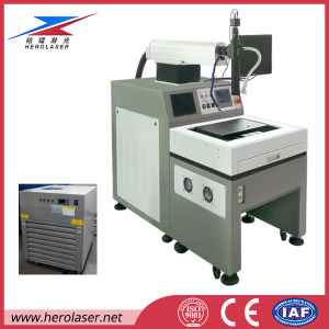 Laser YAG Metal Stainless Steel Aluminum Channel Letter Laser Welding Machine pictures & photos