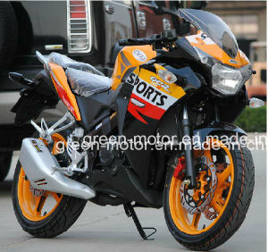 300cc Oil Cooling/Water Cooling Sport Motorcycle, Racing Motorcycle, Sport Racing Motorcycle (CBR)