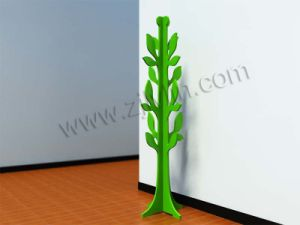 Wooden Coat Tree, Coat Hanger