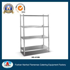 4-Tier Storage Shelf (HS-418B) pictures & photos