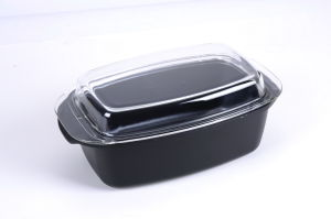 Aluminium Roaster Pan with Non-Stick Coating (HWYY1)