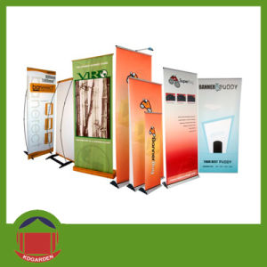 Outdoor Display Product Roll up Banner with Printing pictures & photos