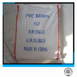 PVC Resin Sg5 for PVC Pipe /PVC Resin pictures & photos