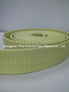 38mm Yellow Bead Aramid Fiber Ribbon pictures & photos