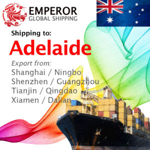Sea Freight Shipping From China to Adelaide, Australia