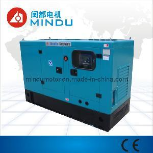 Produced in Fujian! ! ! Water Cooled 95 kVA 6 Cylinders Cummins Engine Generator Price