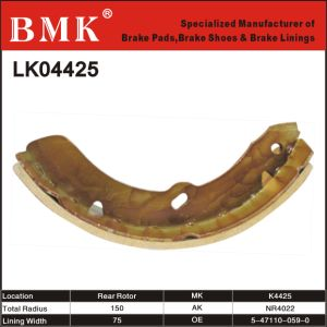 High Quality Brake Shoes (K4425) pictures & photos
