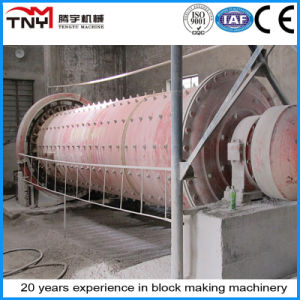 AAC Block Making Machine with Fly Ash or Sand with Overseas Service pictures & photos