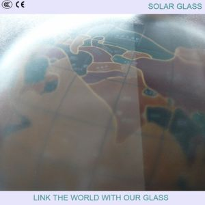 Solar Glass/Float Glass/Tempered Glass/Prismatic Glass/3.2mm4mm pictures & photos
