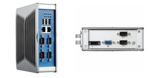 Rail Fanless System Industrial Computer (NiceE 91) pictures & photos