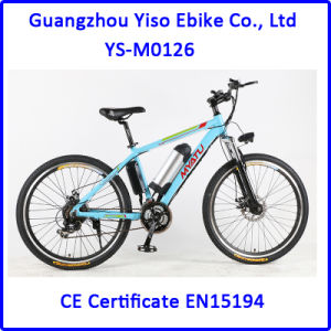 Kudo Electric Bicycle for Man 26 Inch pictures & photos
