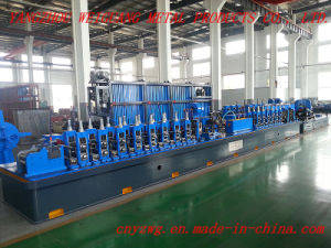 Wg76 Pipe Machine Production Line pictures & photos