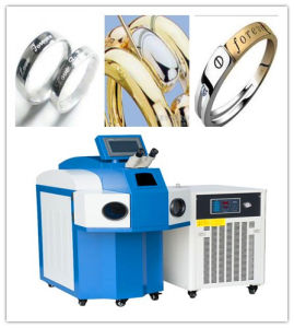 Precise Jewelry Welding Machine Suitable for Various Kings pictures & photos