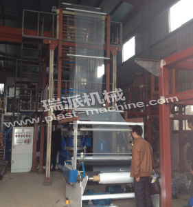 Expert Supplier for High Quality High Speed Blown Film Extrusion Machine pictures & photos