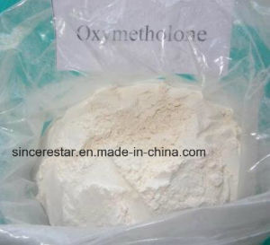 99.5% Purity Anadrol/Oxymetholon Steroid Raw Powder pictures & photos