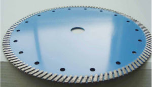 Diamond Saw Blade Hot Press pictures & photos