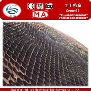 Slope Reinforcement HDPE Geocell for Construction pictures & photos