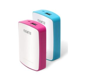 External Battery Pack Power Bank 5000mAh