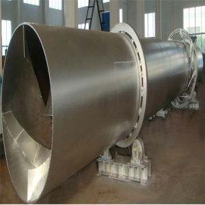 Large Capacity Good Price Rotary Drum Dryer From Reliable Manufacturer pictures & photos