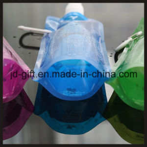 BPA Free 480ml Foldable Drinking Bottle pictures & photos