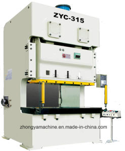 C Type Double Point Punching Power Press Machine Zyc-315ton pictures & photos