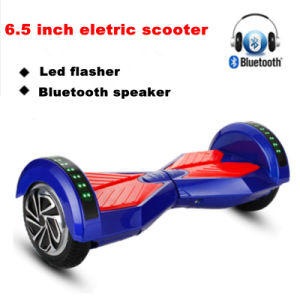 6.5 Inch Bluetooth Two Wheels Self Balancing Scooter Electric Skateboard