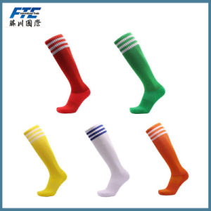 Wholesale Sports Socks Football Socks pictures & photos
