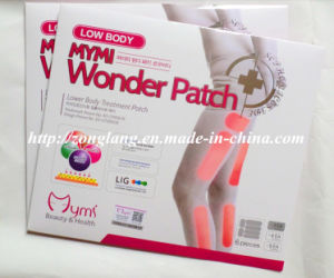 Mymi Wonder Patch Lower Body Slimming Treatment Patch pictures & photos