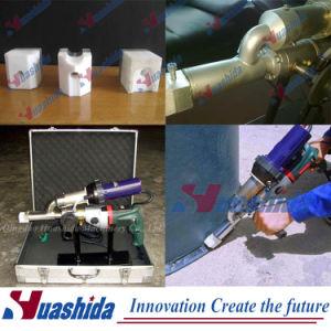 HDPE Plastic Extruder Plastic Welding Gun pictures & photos