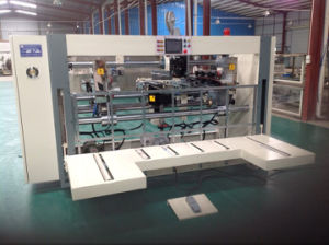 PLC Controlled Automatic Stapler for Corrugated Carton